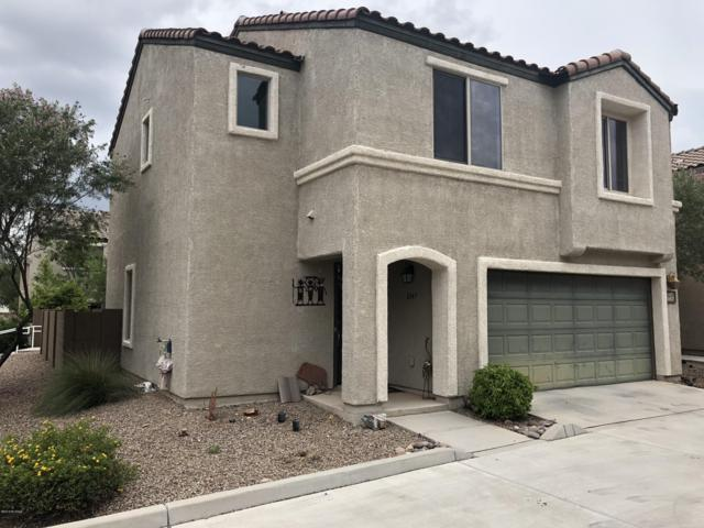 6047 S Hawks Hollow Court, Tucson, AZ 85747 (#21822952) :: Long Realty Company