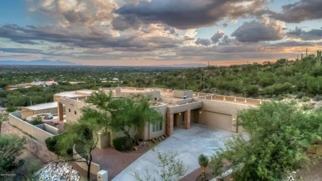 5521 N Sabino Highlands Place, Tucson, AZ 85749 (#21824944) :: Long Realty - The Vallee Gold Team