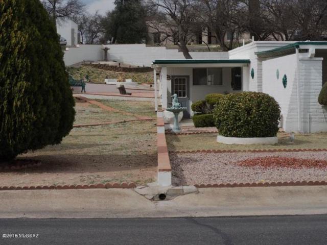 1486 W Meadow Hills Drive, Nogales, AZ 85621 (#21826084) :: Long Realty Company