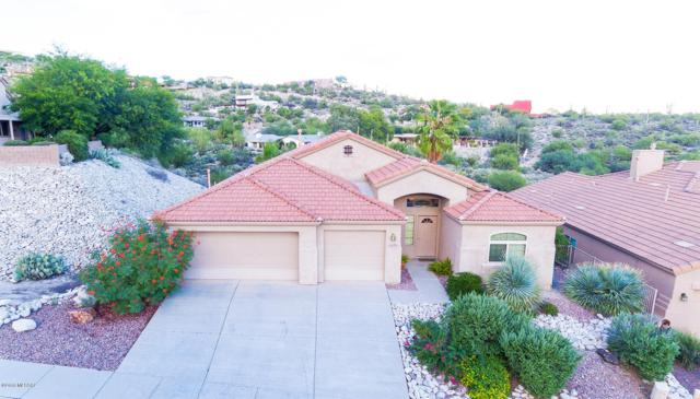 4408 N Ocotillo Canyon Drive, Tucson, AZ 85750 (#21827773) :: Long Realty - The Vallee Gold Team