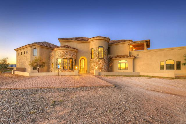 370 Elgin Road, Elgin, AZ 85611 (#21828028) :: Long Realty Company