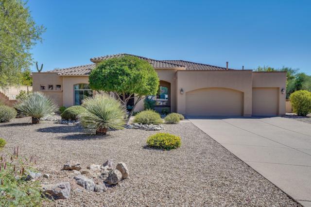 4310 E Pinnacle Ridge Place, Tucson, AZ 85718 (#21828049) :: Long Realty - The Vallee Gold Team