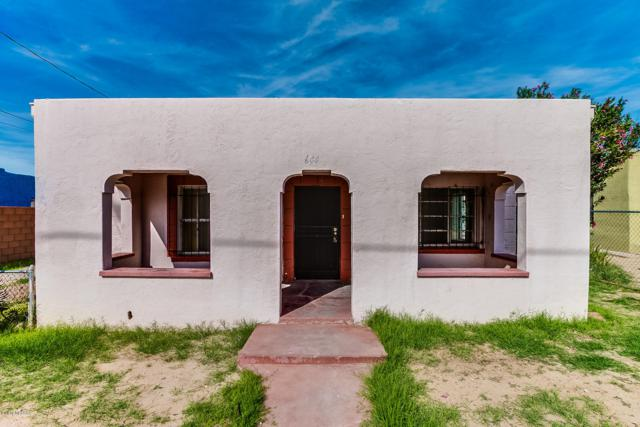 644 W 42nd Street, Tucson, AZ 85713 (#21828874) :: The Local Real Estate Group | Realty Executives