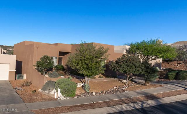 4887 N Bonita Ridge Avenue, Tucson, AZ 85750 (#21829181) :: Long Realty Company
