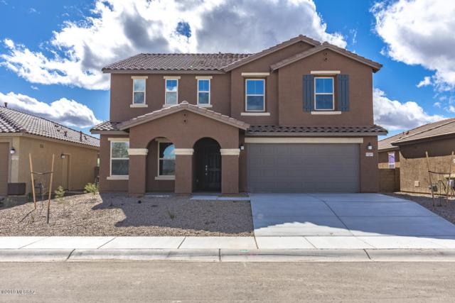 11557 W Boll Bloom Drive, Marana, AZ 85653 (#21829440) :: Long Realty Company