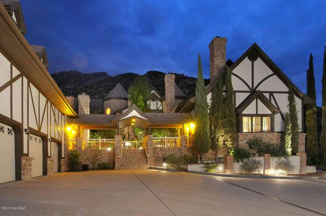 7049 N Mission Hill Lane, Tucson, AZ 85718 (#21830940) :: Long Realty - The Vallee Gold Team