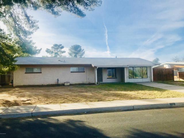 406 S Avenue B, San Manuel, AZ 85631 (#21831063) :: Long Realty Company