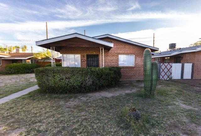 1034 E Water Street, Tucson, AZ 85719 (#21831138) :: Long Realty Company