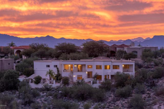 6080 N Pinchot Road, Tucson, AZ 85750 (#21831698) :: Long Realty - The Vallee Gold Team