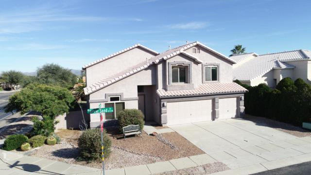 7366 W Silver Sand Drive, Tucson, AZ 85743 (#21832880) :: Long Realty Company