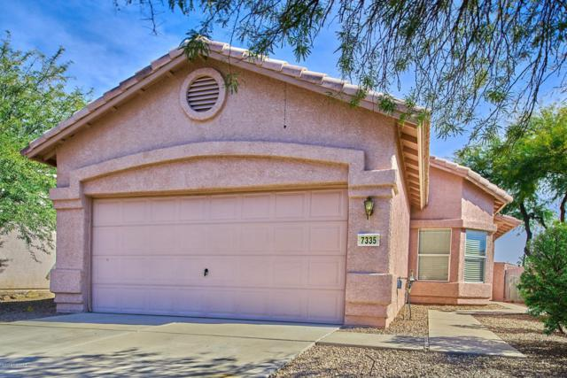 7335 W Clear Canyon Drive, Tucson, AZ 85743 (#21900009) :: Long Realty Company