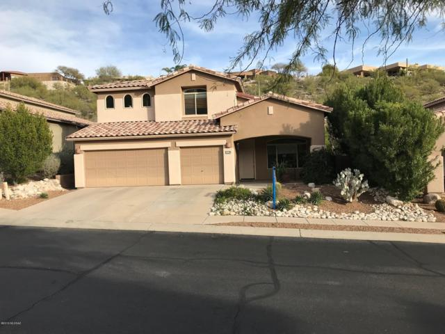 4310 N Sunset Cliff Drive, Tucson, AZ 85750 (#21901066) :: Long Realty - The Vallee Gold Team