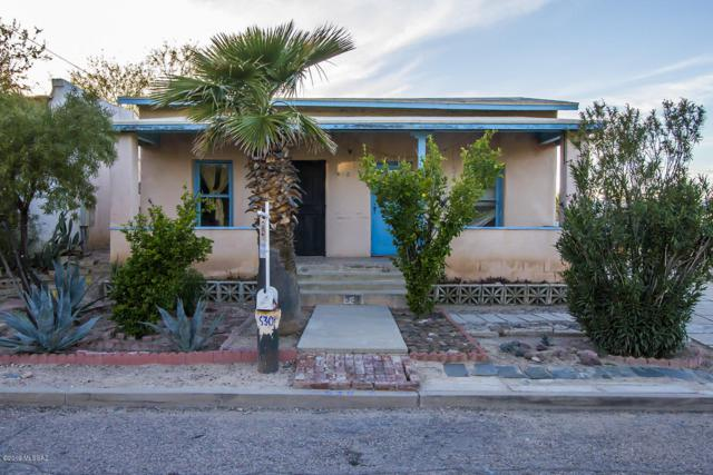 530 S 9Th Avenue, Tucson, AZ 85701 (#21902234) :: Long Realty - The Vallee Gold Team