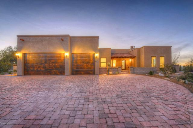 4488 N Hacienda Del Sol, Tucson, AZ 85718 (#21902446) :: Long Realty - The Vallee Gold Team