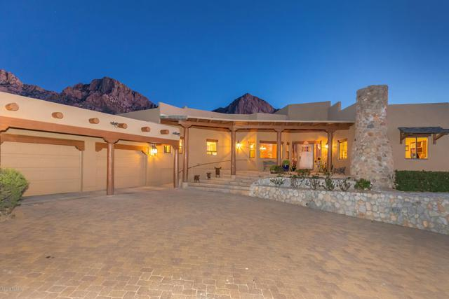 10280 N Cliff Dweller Place, Oro Valley, AZ 85737 (#21902610) :: Long Realty Company
