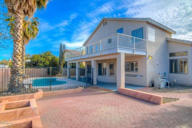 7358 W Silver Sand Drive, Tucson, AZ 85743 (#21903078) :: Long Realty Company