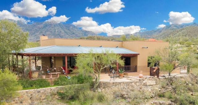 4017 N Broken Springs Trail, Tucson, AZ 85745 (#21903333) :: Long Realty - The Vallee Gold Team
