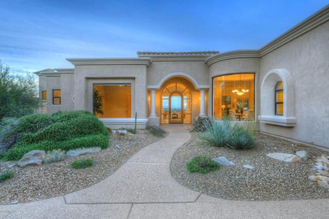 2404 E Long Shadow Place, Tucson, AZ 85718 (#21903910) :: The Local Real Estate Group   Realty Executives