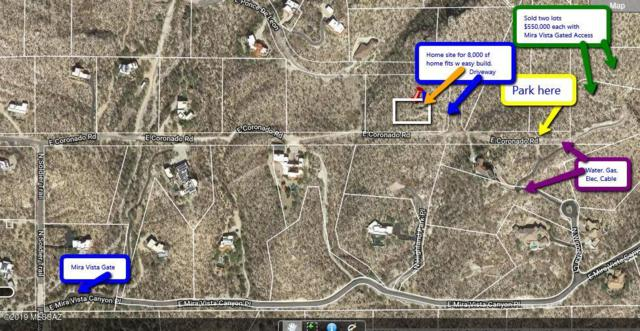 12161 E Coronado Road Lot 47, Tucson, AZ 85749 (#21904196) :: Long Realty - The Vallee Gold Team