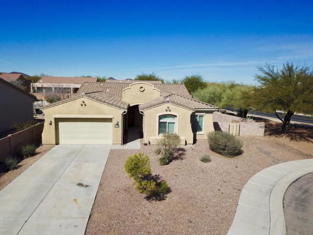 8021 N Coltrane Lane, Marana, AZ 85743 (#21904637) :: Long Realty Company