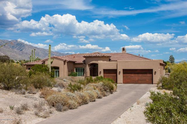 5420 N Calle La Cima, Tucson, AZ 85718 (#21904841) :: Long Realty - The Vallee Gold Team
