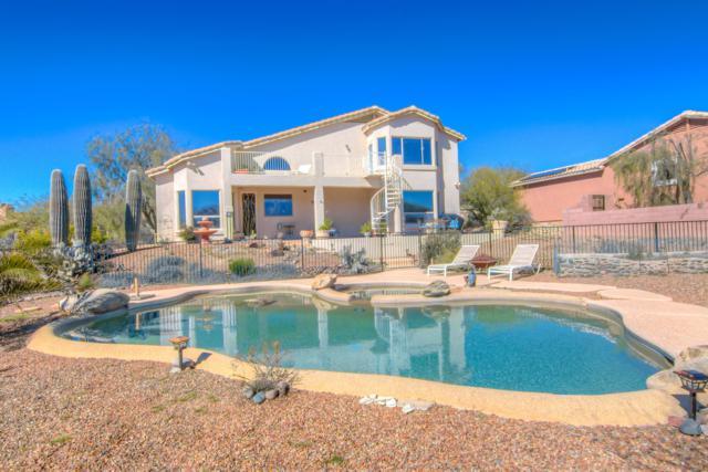 11330 N Via De La Verbenita, Tucson, AZ 85737 (#21906064) :: The Local Real Estate Group | Realty Executives