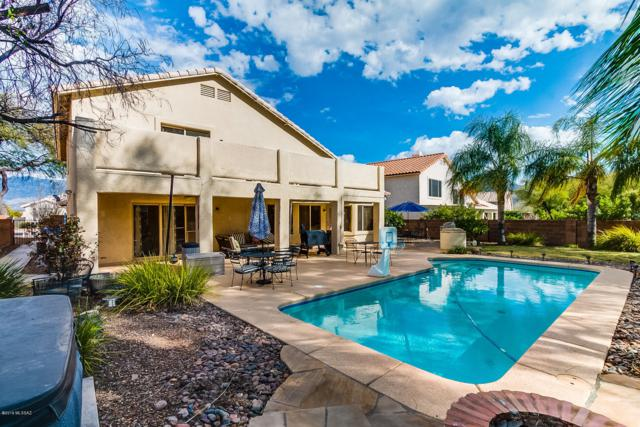 12405 N Mount Bigelow Road, Oro Valley, AZ 85755 (#21906570) :: Long Realty - The Vallee Gold Team