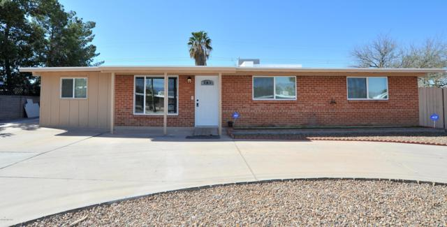 6668 E Calle Herculo, Tucson, AZ 85710 (#21907482) :: Long Realty - The Vallee Gold Team