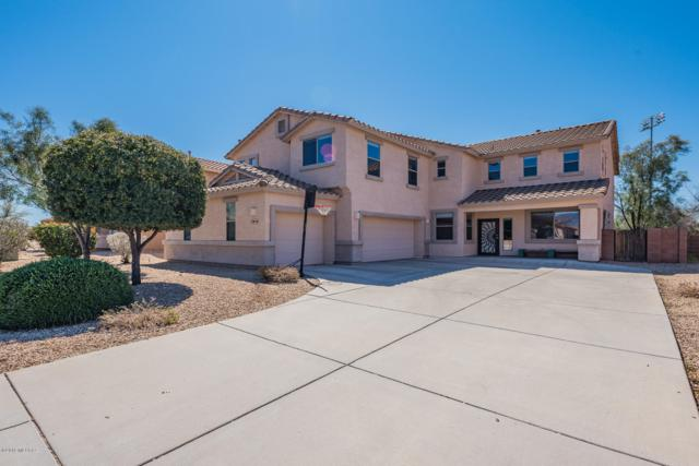 12918 E Douglas Camp Spring Drive, Vail, AZ 85641 (MLS #21907591) :: The Property Partners at eXp Realty