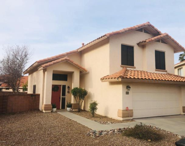 883 W Port Royal Place, Tucson, AZ 85737 (#21908074) :: Long Realty - The Vallee Gold Team