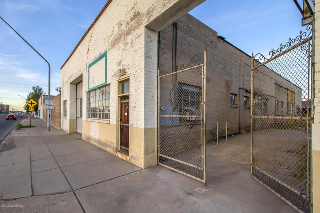 722 N Main Avenue, Tucson, AZ 85705 (#21908317) :: Long Realty - The Vallee Gold Team