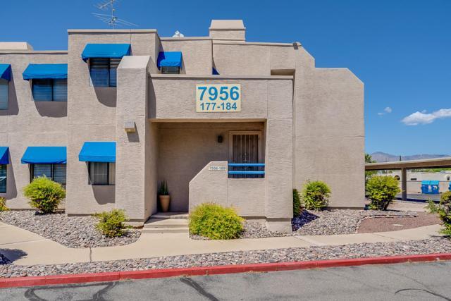 7956 E Colette Circle #180, Tucson, AZ 85710 (#21911079) :: The Josh Berkley Team