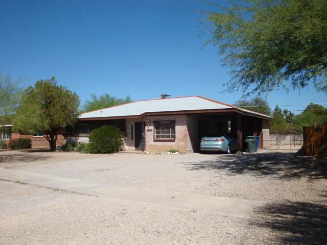 2835 E 8Th Street, Tucson, AZ 85716 (#21911641) :: Long Realty Company