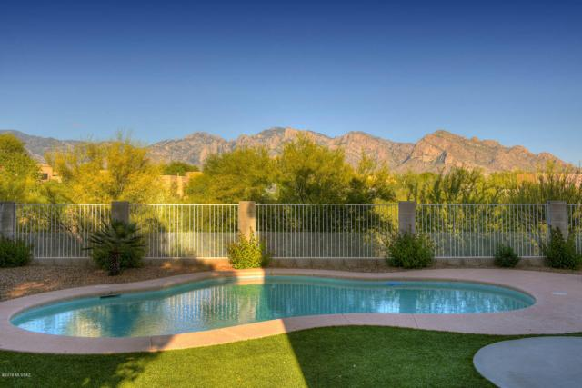 11284 N Cactus Rose Drive, Oro Valley, AZ 85737 (MLS #21913811) :: The Property Partners at eXp Realty