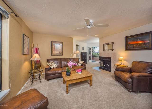 6655 N Canyon Crest Drive #1204, Tucson, AZ 85750 (#21913873) :: Long Realty - The Vallee Gold Team