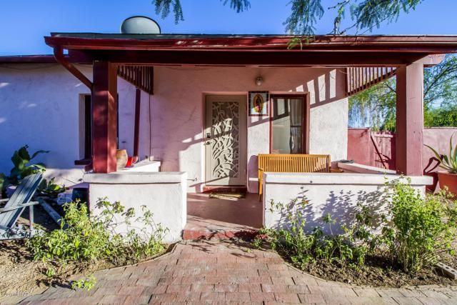 433 W Rosales Street, Tucson, AZ 85701 (#21915454) :: The Local Real Estate Group   Realty Executives