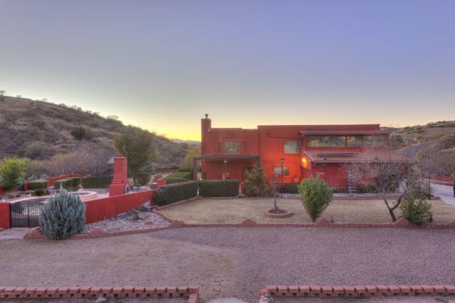 102 E Camino Vista Del Cie, Nogales, AZ 85621 (#21915833) :: Long Realty Company