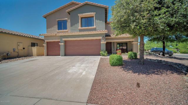 21 E Calle Tierra Serena, Sahuarita, AZ 85629 (#21916406) :: Realty Executives Tucson Elite