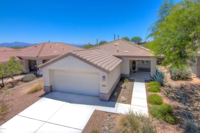 13455 N Heritage Canyon Drive, Marana, AZ 85658 (#21916507) :: Long Realty - The Vallee Gold Team