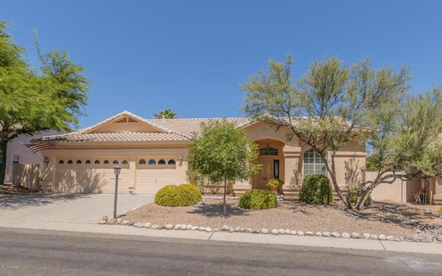 11128 N Mountain Breeze Drive, Oro Valley, AZ 85737 (#21916684) :: Long Realty - The Vallee Gold Team