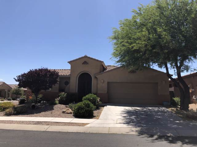 10170 S Kraft Drive, Vail, AZ 85641 (#21917188) :: Long Realty - The Vallee Gold Team