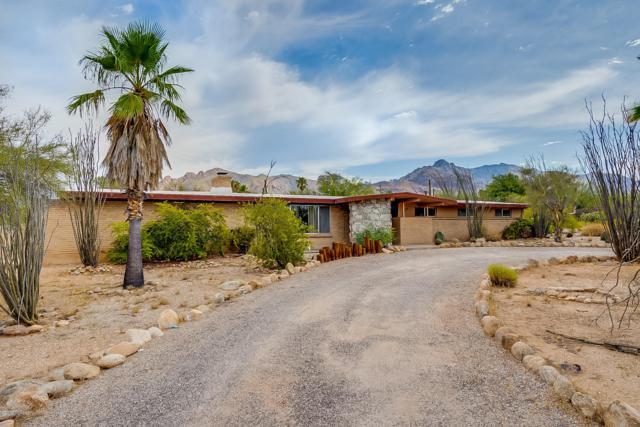 721 E Camino De Fray Marcos, Tucson, AZ 85718 (#21917988) :: The Local Real Estate Group | Realty Executives