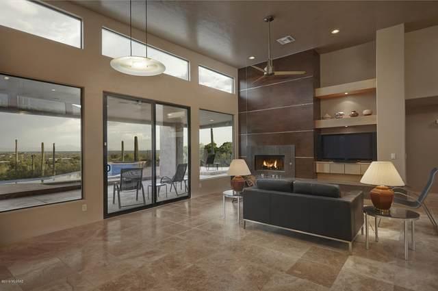 9645 E Sabino Estates Drive, Tucson, AZ 85749 (#21918818) :: Long Realty - The Vallee Gold Team