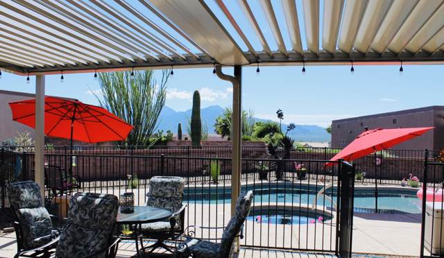 4599 S Moon River Place, Green Valley, AZ 85622 (#21922614) :: Long Realty - The Vallee Gold Team