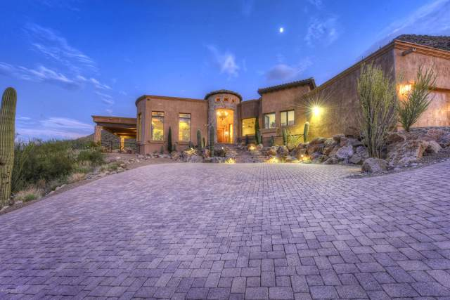671 Mountain Side Way, Tucson, AZ 85745 (#21922676) :: Long Realty - The Vallee Gold Team