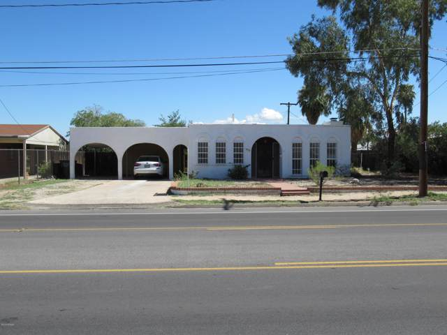 958 N Rosemont Boulevard, Tucson, AZ 85711 (#21923570) :: The Local Real Estate Group | Realty Executives