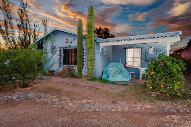 810 W Paris Promenade, Tucson, AZ 85705 (#21923767) :: Long Realty Company
