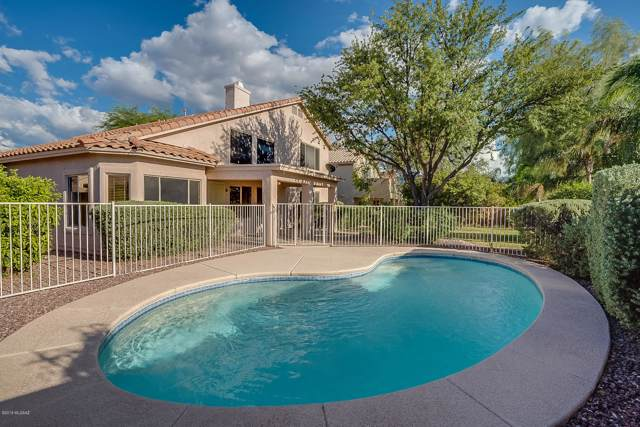 12411 N Mount Bigelow Road, Oro Valley, AZ 85755 (MLS #21923904) :: The Property Partners at eXp Realty