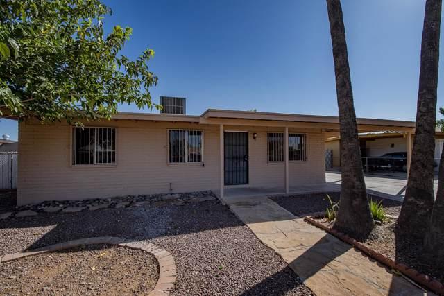 4745 S Calle De La Faena, Tucson, AZ 85714 (#21924010) :: Long Realty Company