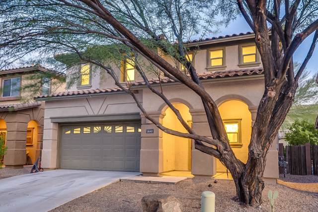 1645 W Gentle Brook Trail, Tucson, AZ 85704 (#21924048) :: Long Realty Company